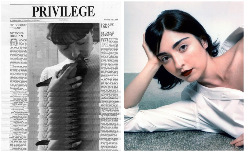 PUBBLICATION ON VOGUE.IT